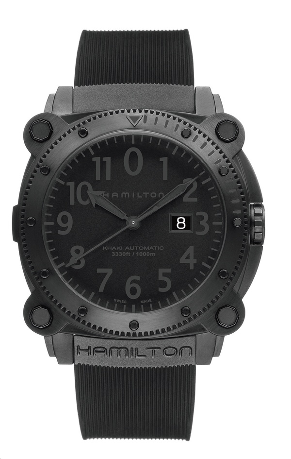 Hamilton Watches For Sale BelowZero 1000m Auto (H78585333)