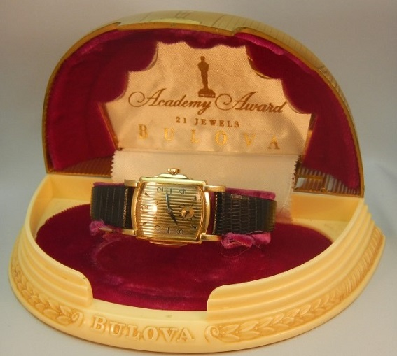Bulova Academy Award Watch - SOLD