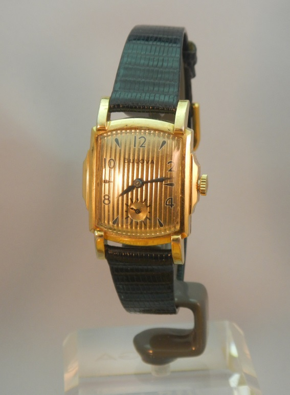Vintage Watches For Sale Bulova Academy Award Watch - SOLD