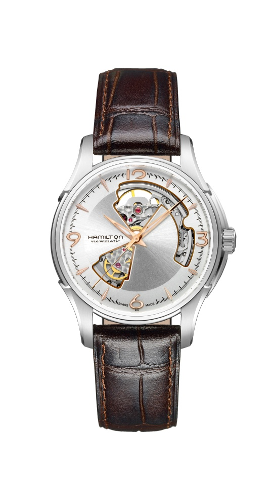 Hamilton Watches For Sale JAZZMASTER OPEN HEART AUTO (H32565555)