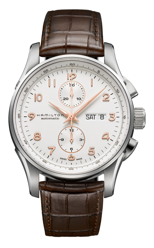Hamilton Watches For Sale JAZZMASTER MAESTRO AUTO CHRONO (H32766513)