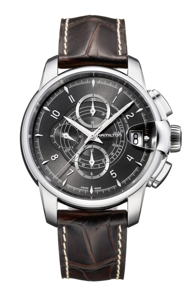 Hamilton Watches For Sale AMERICAN CLASSIC RAILROAD AUTO CHRONO (H40616535)
