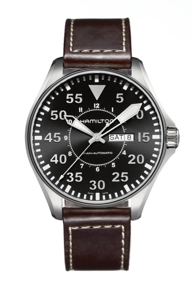 Hamilton Watches For Sale KHAKI AVIATION PILOT AUTO (H64715535)