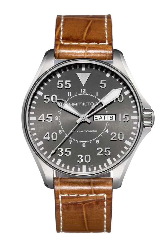Hamilton Watches For Sale KHAKI AVIATION PILOT AUTO (H64715885)