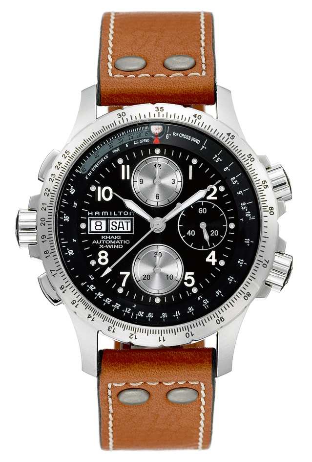 Hamilton Watches For Sale KHAKI AVIATION X-WIND AUTO CHRONO (H77616533)