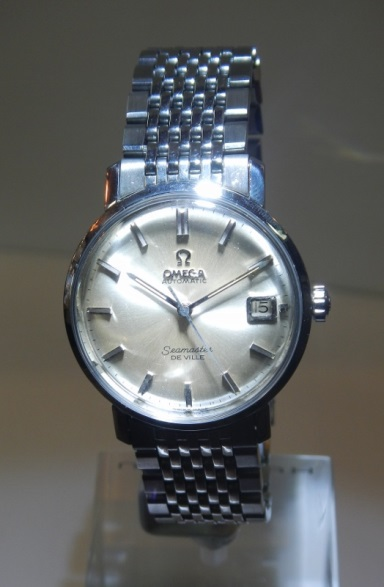 Vintage Watches For Sale Omega Seamaster deVille Automatic Watch - SOLD