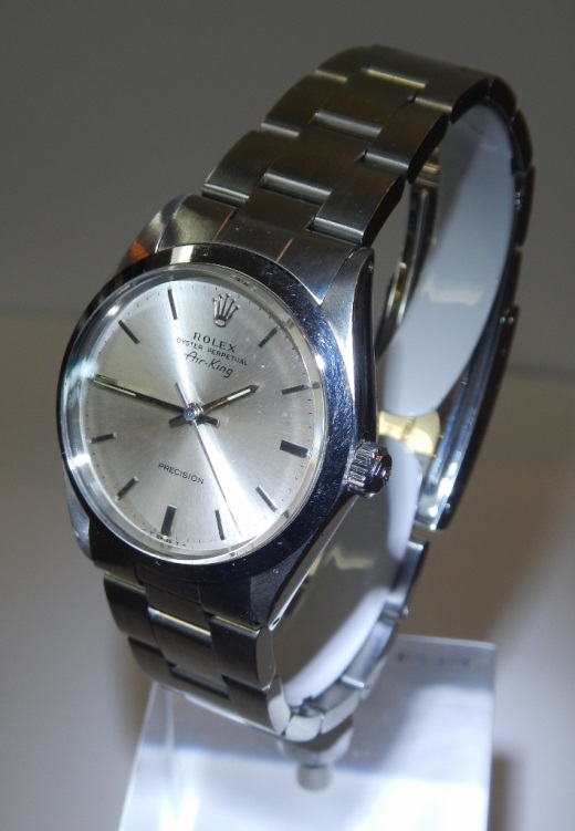 Vintage Watches For Sale Rolex Air King Precision Gents Watch
